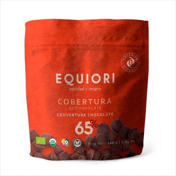 Oferta de Chocolate Oscuro Organico En Drops Doy Pack por $32000