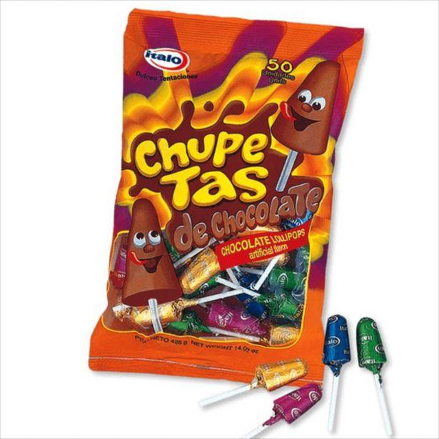Oferta de Chupeta De Chocolate Bx50 por $19900