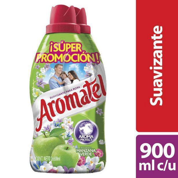 Oferta de Aromatel Duo Manzana 900 ml por $9600