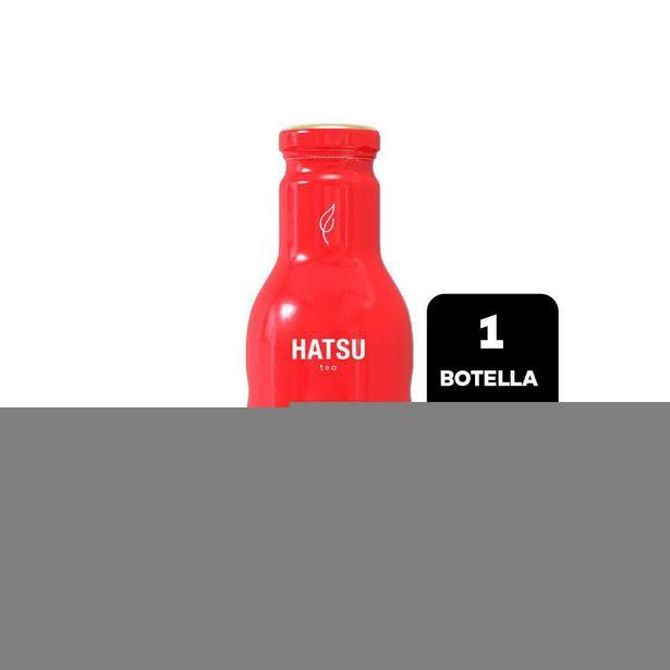 Oferta de Té Hatsu Rojo Botella x 400 ml por $3015
