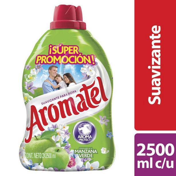 Oferta de Aromatel Duo  Manzana Verde 2500 ml por $20212