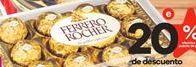 Oferta de Chocolate Ferrero Rocher por $27500