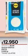 Oferta de Azúcar Éxito por $12950