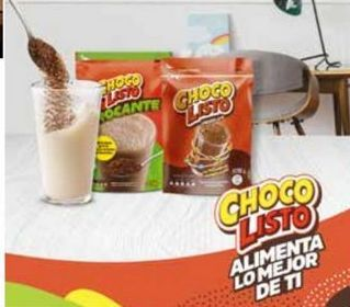 Oferta de Bebida achocolatada Chocolisto por