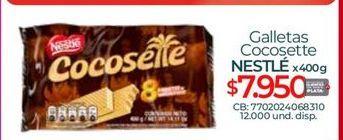 Oferta de Galletas Nestlé por $7950
