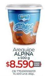 Oferta de Arequipe Alpina por $8590