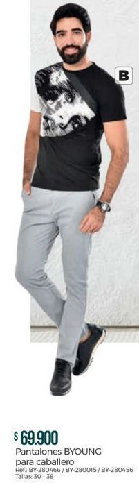 Oferta de Pantalones hombre por $69900