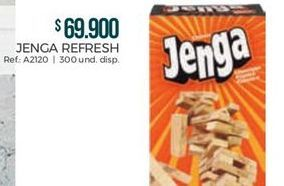 Oferta de Juegos de mesa por $69900