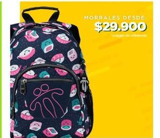 Oferta de Morral desde por $29900