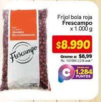 Oferta de Frijoles frescampo por $8990