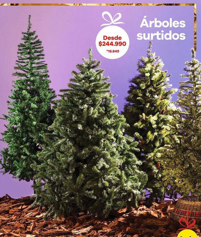 Oferta de Árbol de Navidad por $244990