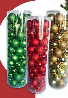Oferta de Bolas árbol de Navidad por $54990