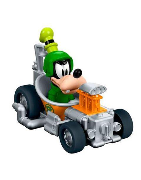 "Oferta de Carro Mickey Racers ""Goofy Turbo Tubster"" Fisher Price DTT53 por $34160"
