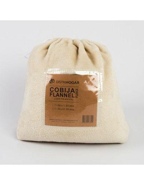Oferta de Cobija Foil Flannel Pt06751 por $64900