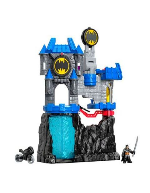 Oferta de Baticueva Imaginext Fisher Price FMX63 por $433100