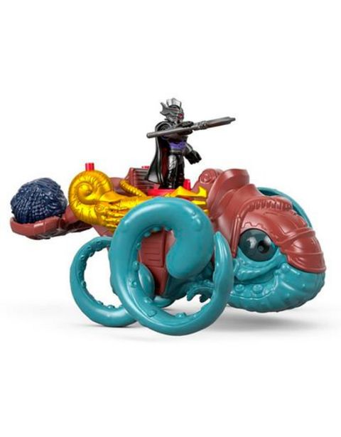Oferta de Criaturas Oceano Imaginext Fisher Price FMX67 por $215940