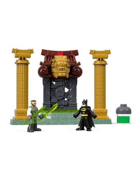 Oferta de Pozo de Lodo Batman Imaginext Fisher Price FMX64 por $215940