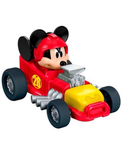 "Oferta de Carro Mickey Racers ""Mickey Hot Rod"" Fisher Price DTT44 por $34160"