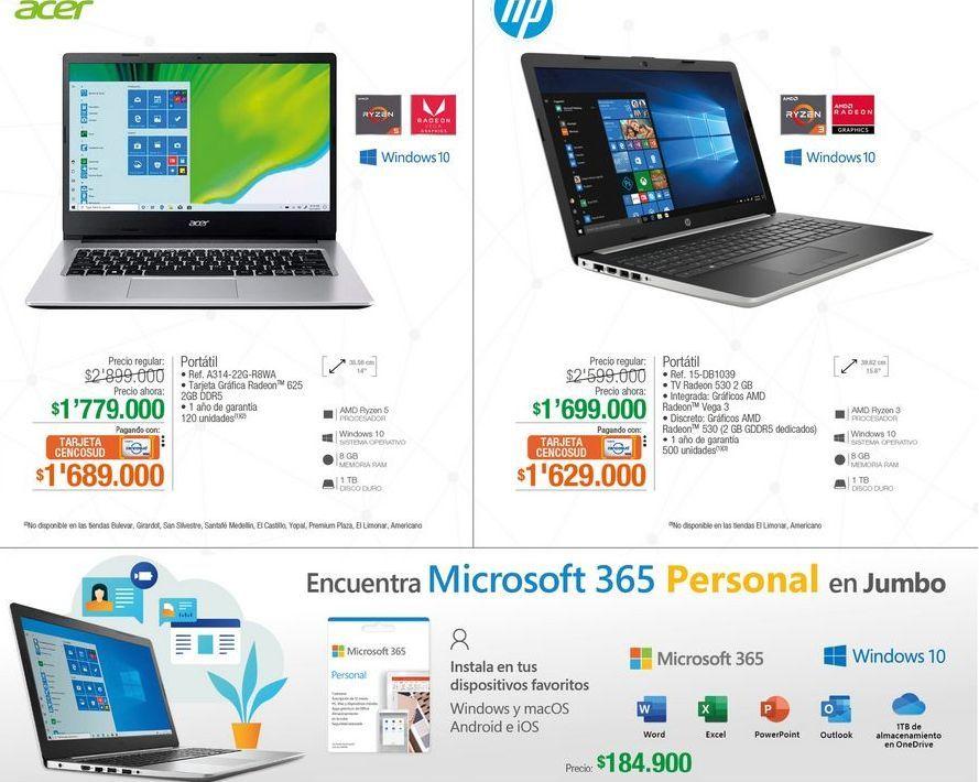 Oferta de Computador Portátil por