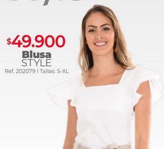 Oferta de Blusa por $49900