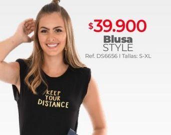 Oferta de Blusa por $39900