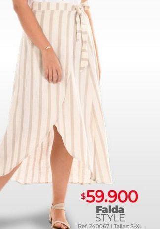 Oferta de Faldas por $59900