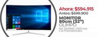 Oferta de Monitor Olimpo por $594915