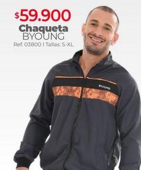 Oferta de Chaqueta hombre por $59900