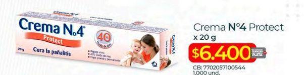 Oferta de Crema antipañalitis por $6400