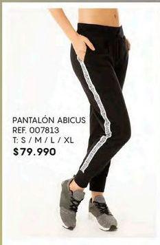 Oferta de Pantalones hombre por $79990