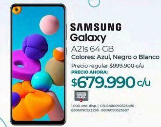 Oferta de Samsung Galaxy Samsung por $679990