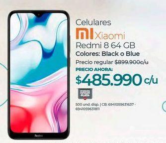 Oferta de Celular libre Xiaomi por $485990