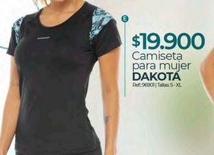 Oferta de Camiseta mujer por $19900