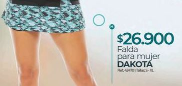 Oferta de Faldas por $26900