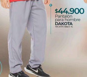 Oferta de Pantalones hombre por $44900