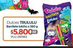 Oferta de Dulces de Halloween Trululu por $5800