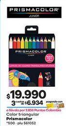Oferta de Lápices de colores Prismacolor por $19990