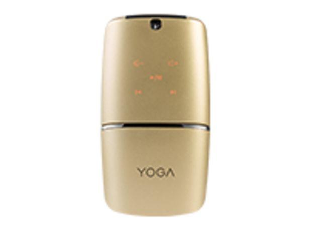 Oferta de Mouse Lenovo Yoga (dorado) por $239900