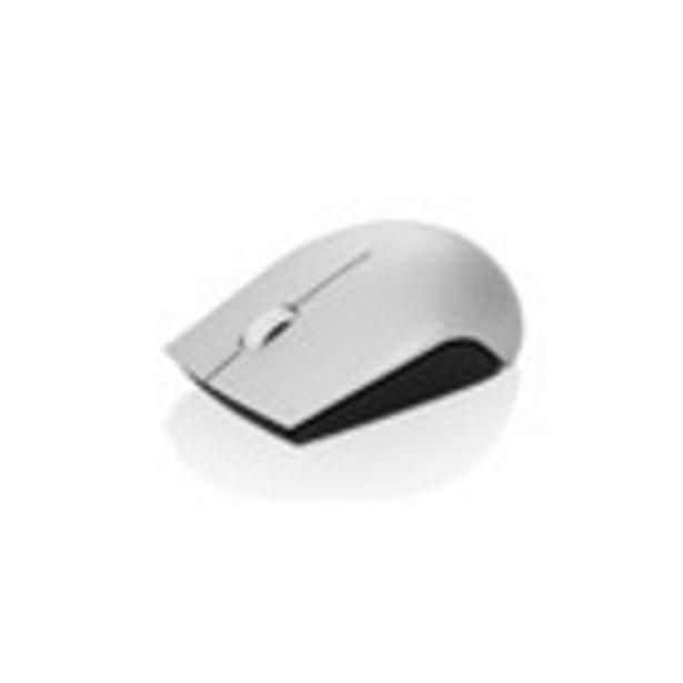 Oferta de Mouse inalámbrico Lenovo 520 (Platinum) por $99900