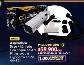 Oferta de Aspirador seco / humedo por $59900