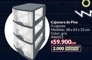 Oferta de Cajonera de piso por $59900