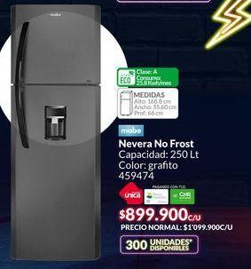Oferta de Nevera no frost Mabe por $899900