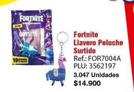 Oferta de Llavero Fortnite por $14900