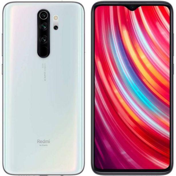 Oferta de Celular xiaomi redmi note8 de 128gb blanco por $1069900