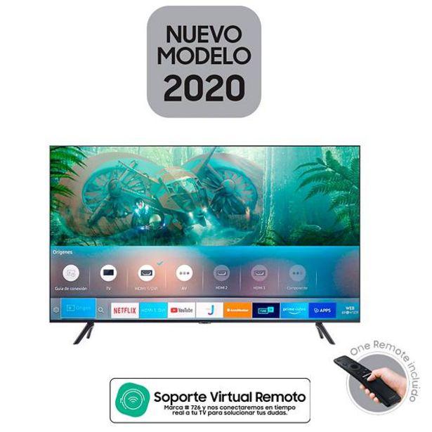Oferta de Televisor Samsung 58 pulgadas LED 4K Ultra HD Smart TV por $1999900
