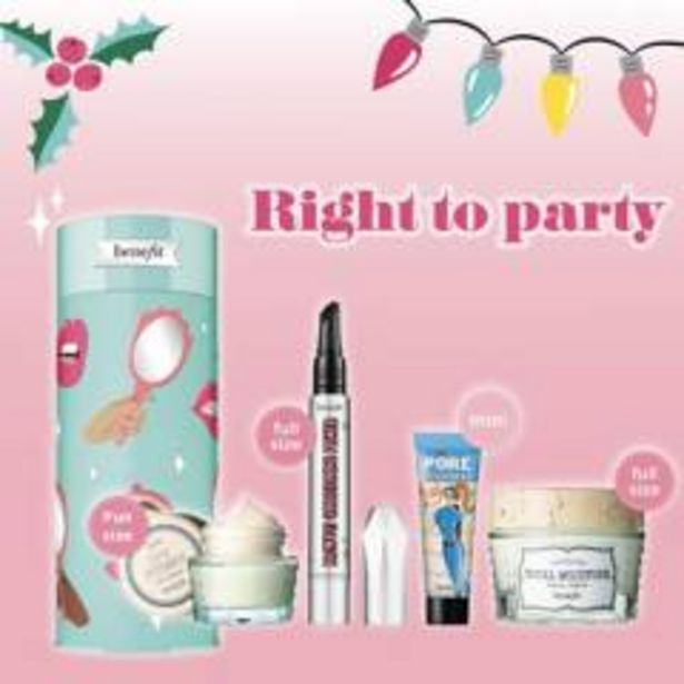 Oferta de Estuche Navidad Benefit You B Right To Party por $199990
