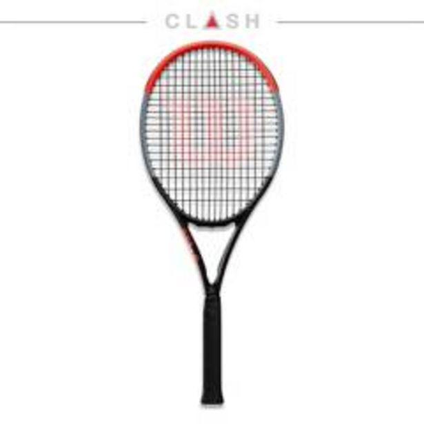 "Oferta de Raqueta de tenis wilson clash 100ul ""1"". por $890900"