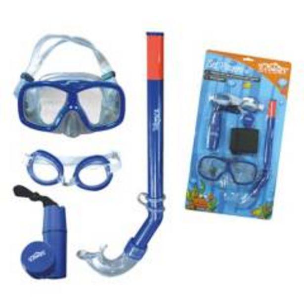 Oferta de Gafas de natación y accesorios de piscina ecology por $68300