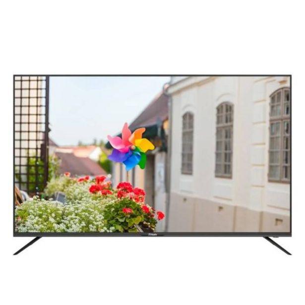 Oferta de Televisor Exclusiv 55 Pulgadas uhd smart 4k por $1279900