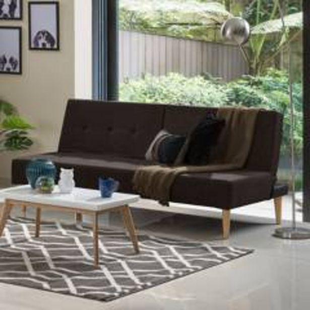 Oferta de Sofa cama hc trevor - chocolate por $629900